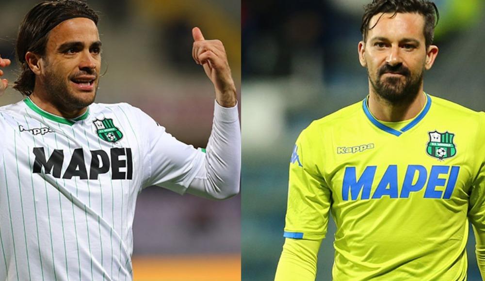 Sassuolo, Matri ve Gianluca Pegolo ile sözleşme yeniledi