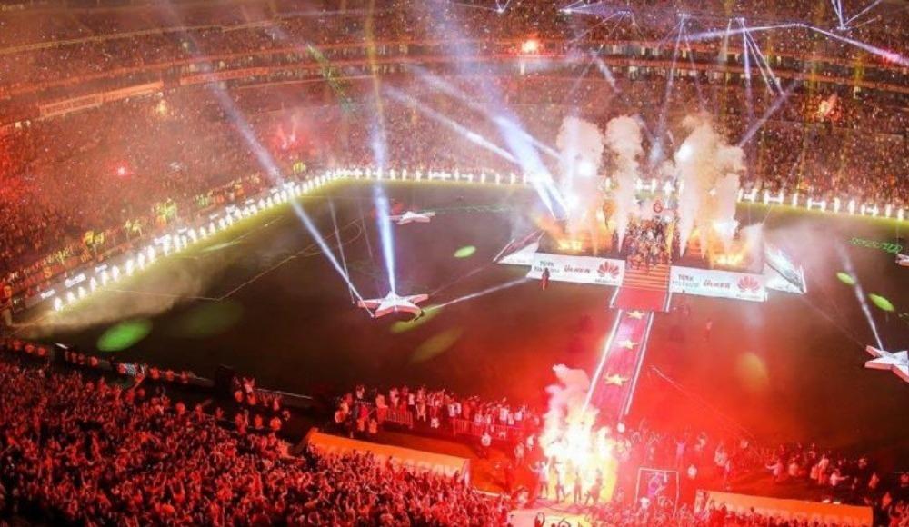 Galatasaray 9 kez şampiyon oldu