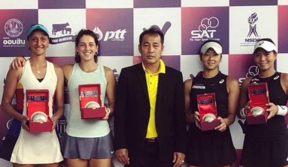İpek Soylu, Tayland'da şampiyon oldu