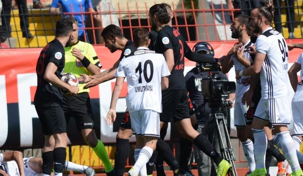 Manisa Büyükşehir Belediyespor'dan çok sert açıklama: 'Kınıyoruz'