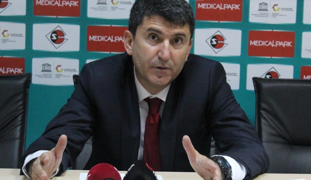 """Ertuğrul Erdoğan: """"Üçüncü maç ya tamam ya devam maçı olacak"""""""