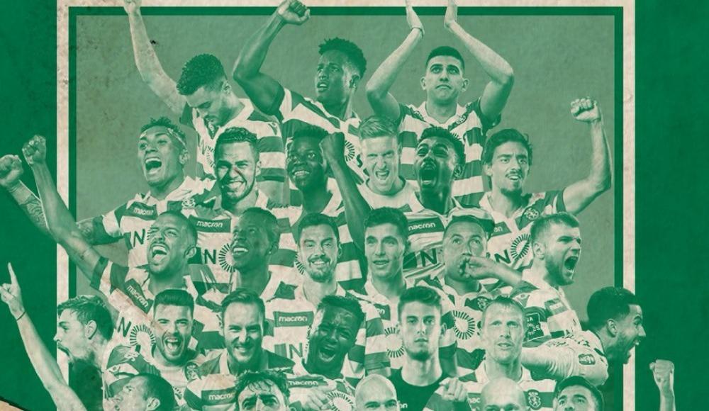 Portekiz Kupası Sporting Lizbon'un!