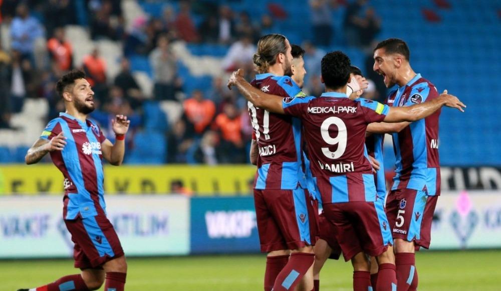Trabzonspor kendini aştı! Müthiş istatistik...