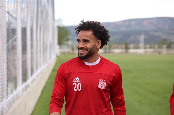 Douglas Sivasspor'a veda etti