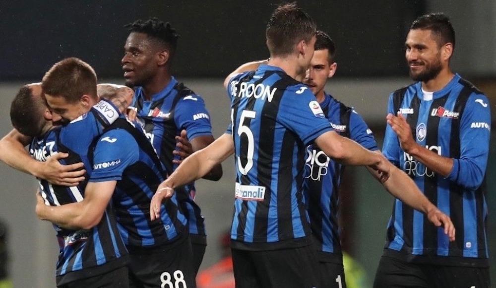 Atalanta kazanarak Şampiyonlar Ligi'ne katıldı!