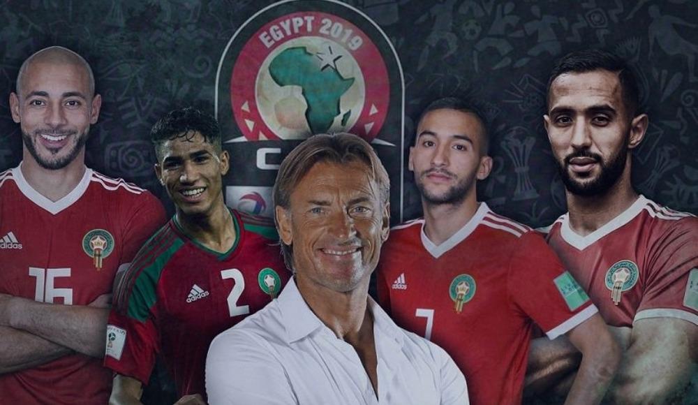 Fas'ın Afrika Uluslar Kupası kadrosu belli oldu
