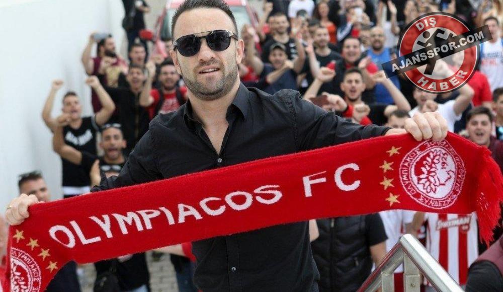 Valbuena, Olympiakos'ta!