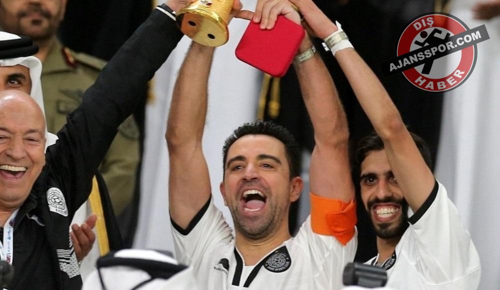 Xavi Hernandez, Al Sadd'ın yeni teknik direktörü oldu