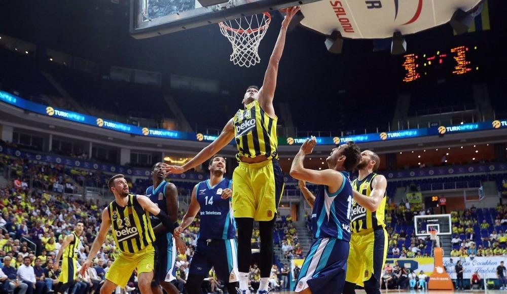 Fenerbahçe Beko yarı finalde!