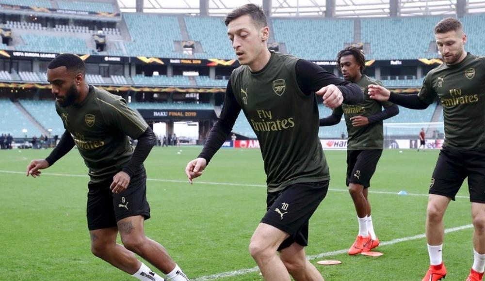 Mesut Özil'in balayını nerede geçireceği belli oldu!