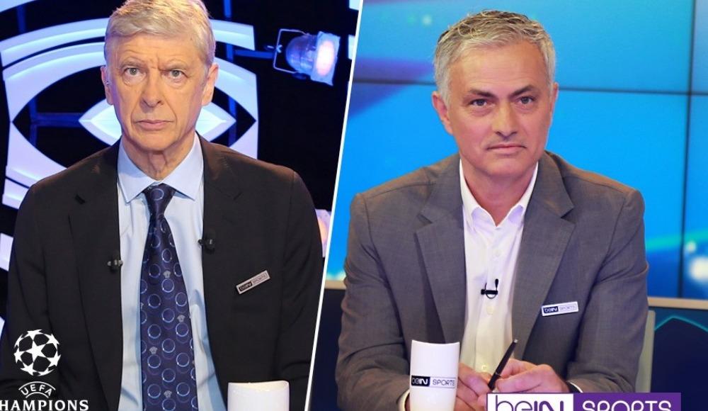 Wenger ve Mourinho, Şampiyonlar Ligi finalinde