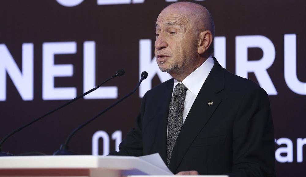 """TFF Başkanı Nihat Özdemir'den tarihi galibiyet sonrası açıklama: """"Büyük bir cesaretle..."""""""
