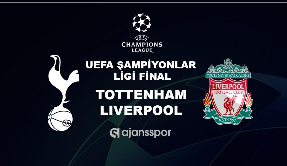 Tottenham - Liverpool (Canlı Skor)