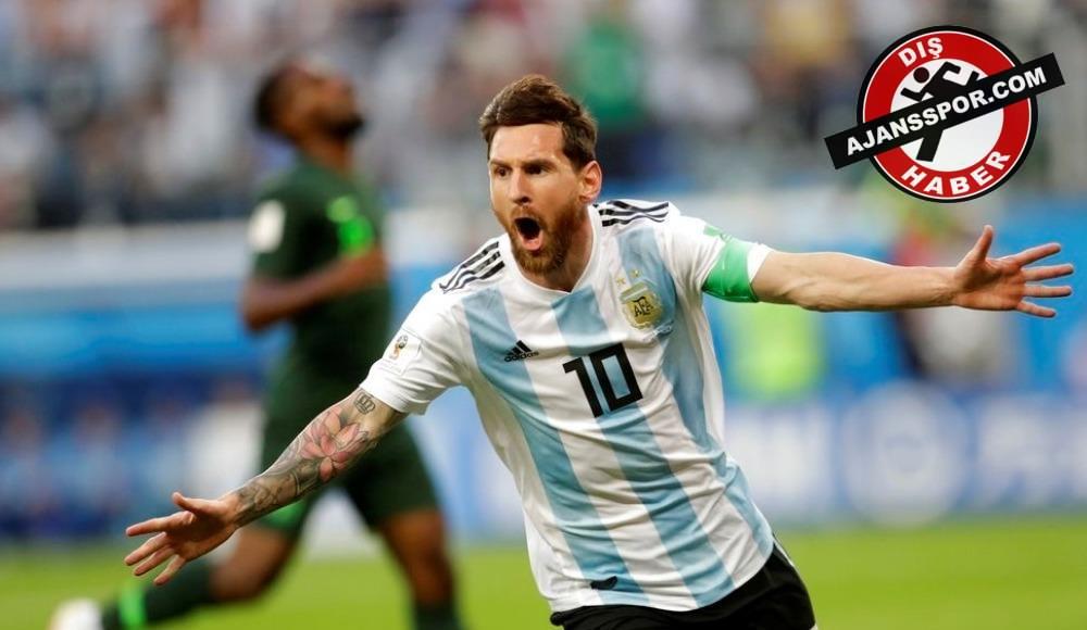 """Lionel Messi'den Arjantin açıklaması! """"Bir şeyler kazanana kadar..."""""""