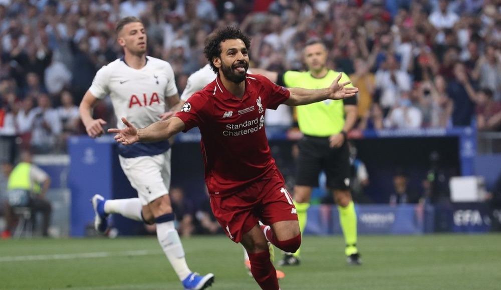 Mohamed Salah da artık o isimler arasında! Samuel Eto'o, Didier Drogba, Sadio Mane...