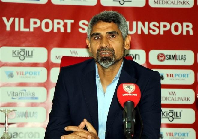 Samsunspor'da İsmet Taşdemir ile yollar ayrıldı