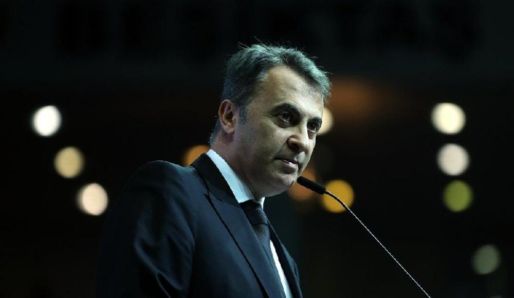 """Fikret Orman: """"Beşiktaşlılık duruşumuzdan taviz vermedik"""""""