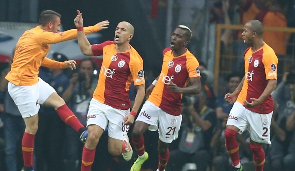 """Feghouli'nin hedefi Avrupa'da kupa kaldırmak: """"Galatasaray..."""""""