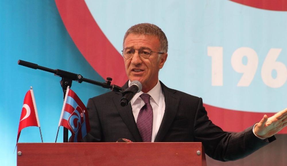 Ahmet Ağaoğlu'ndan transfer açıklaması! Yusuf Yazıcı ve Abdülkadir...