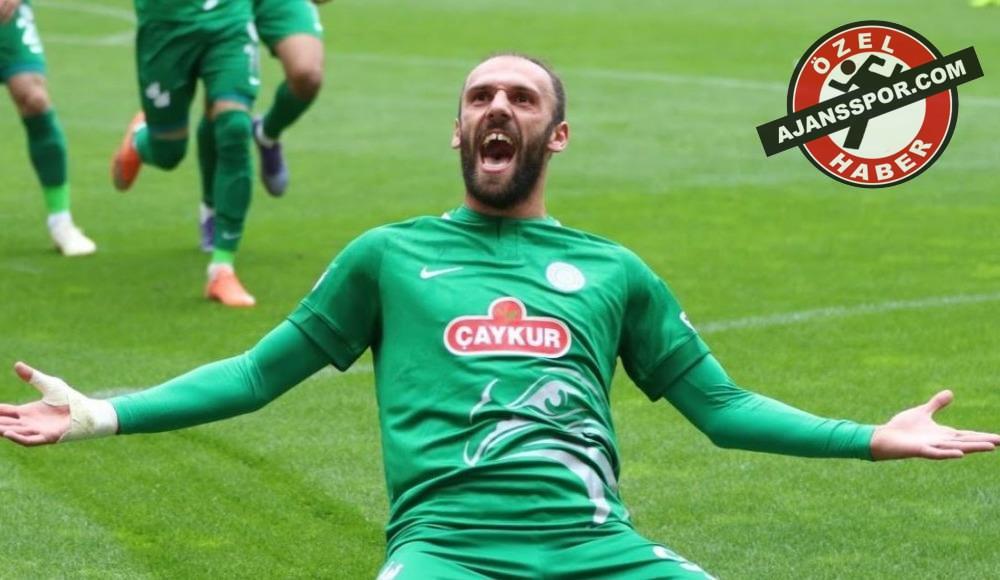 Vedat Muriç transferinde son dakika! Fenerbahçe...
