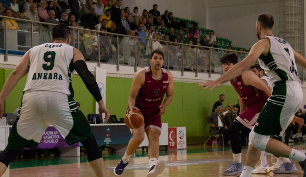 OGM Ormanspor Sigortam.Net İTÜ Basket'i 66-60 mağlup etti