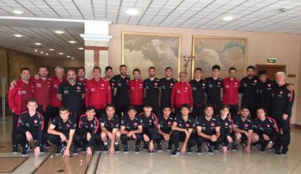 Ümit Milli Futbol Takımı'nda Arnavutluk ve Kosova maçı hazırlıkları