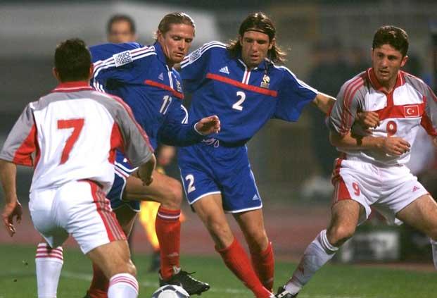 2000 yılında Fransa son Dünya Şampiyonu olarak A Milli Takımı yenmişti