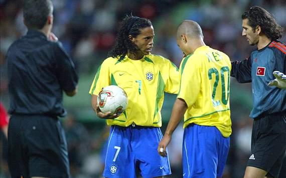 Brezilya ile Konfederasyon Kupası'nda berabere kaldık
