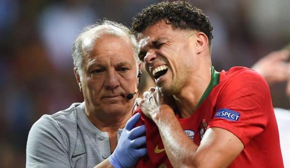 Pepe'ye şok haber! Final maçında oynayamayacak...