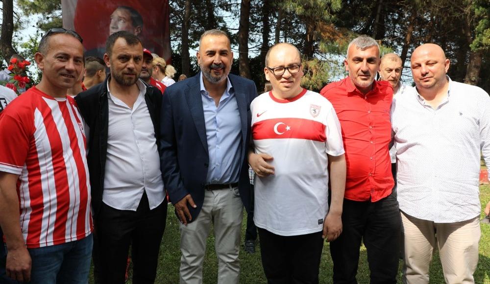 """İsmail Uyanık: """"Samsunspor'un güçlü bir yapısı var"""""""