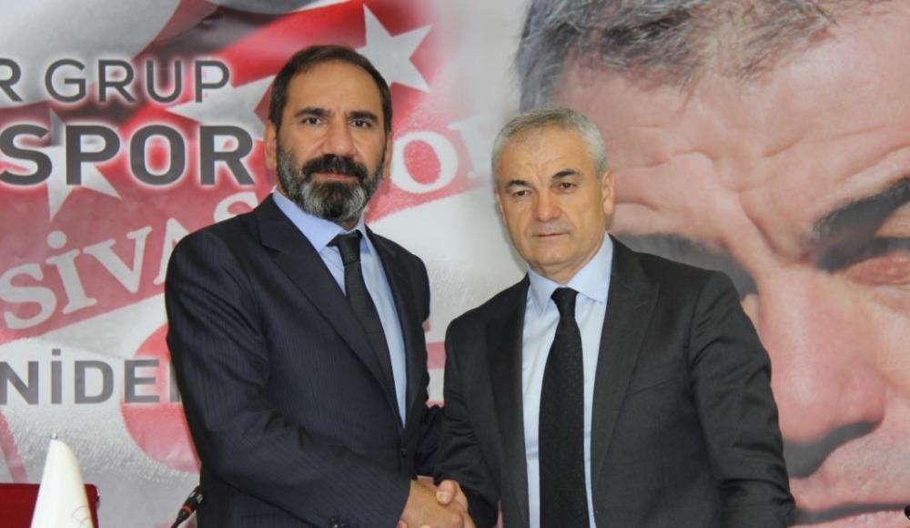 Sivasspor'un gelecek sezonki hedefi