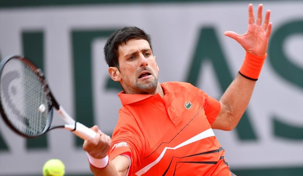 Fransa Açık'ta Djokovic-Thiem maçı ertelendi! İşte sebebi...