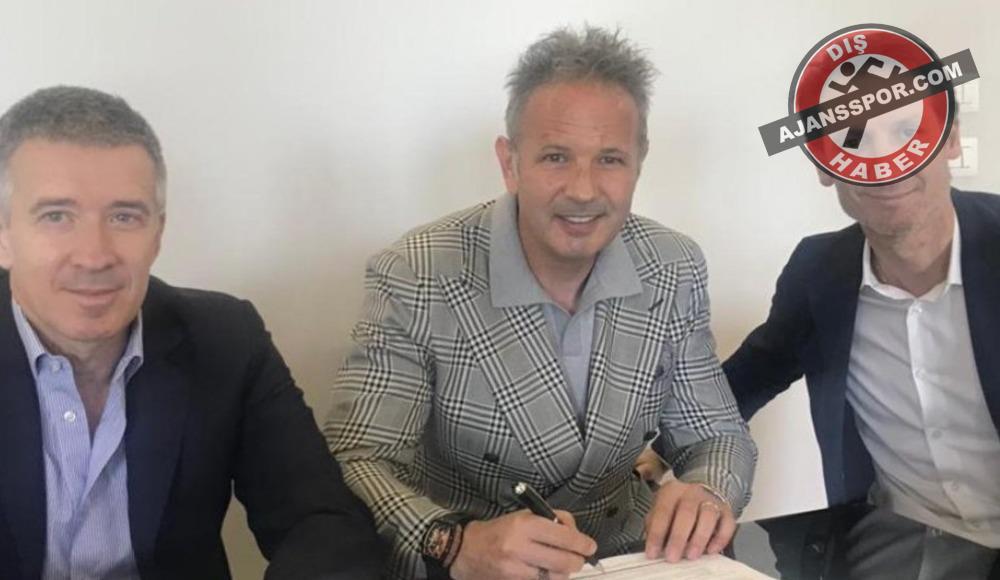 Bologna, Sinisa Mihajlovic ile 2022 yılına kadar uzattı
