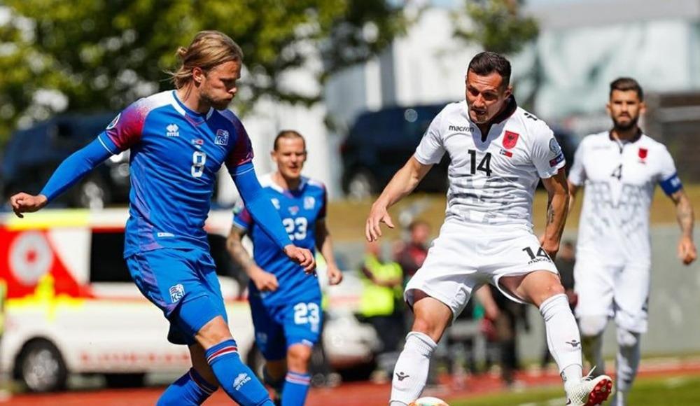 İzlanda tek attı, 3 aldı!