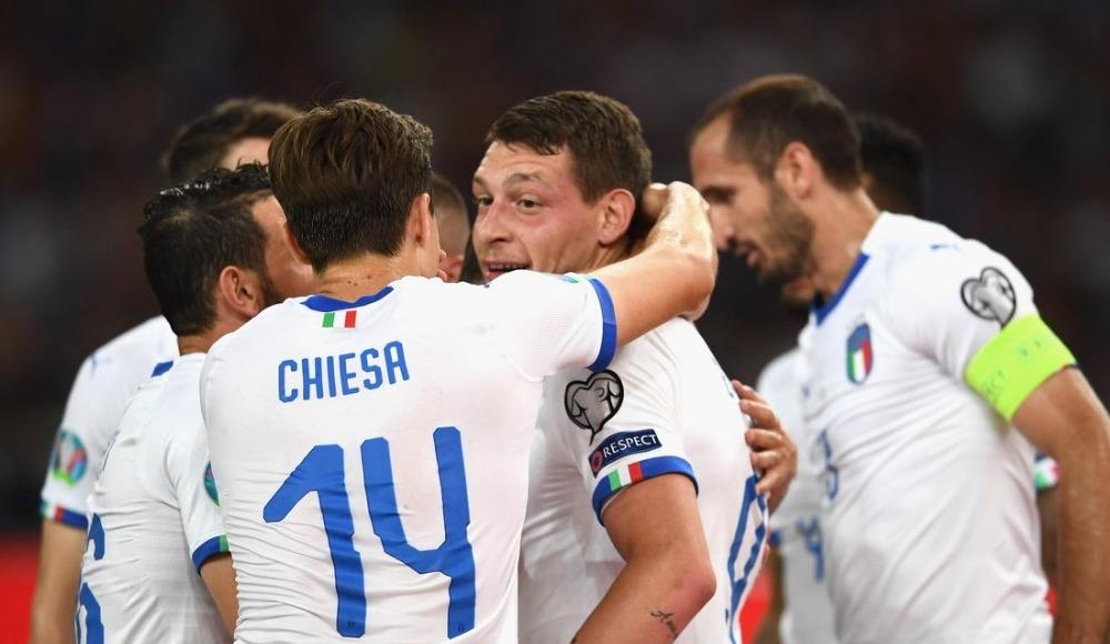 İtalya, Yunanistan'ı deplasmanda farklı geçti! 0-3