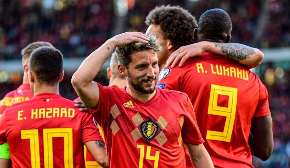 Belçika 3 puanı 3 golle attı!
