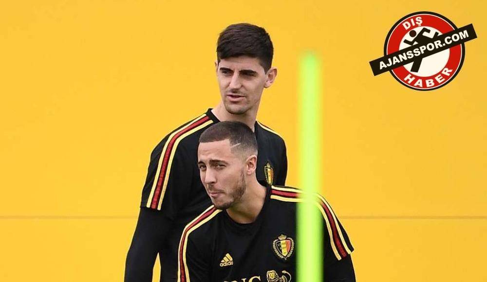 "Thibaut Courtois: ""Eden Hazard, Real Madrid'de fark yaratacak"""