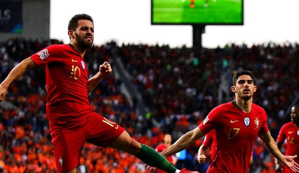 Özet - UEFA Uluslar Ligi'nde şampiyon Portekiz!