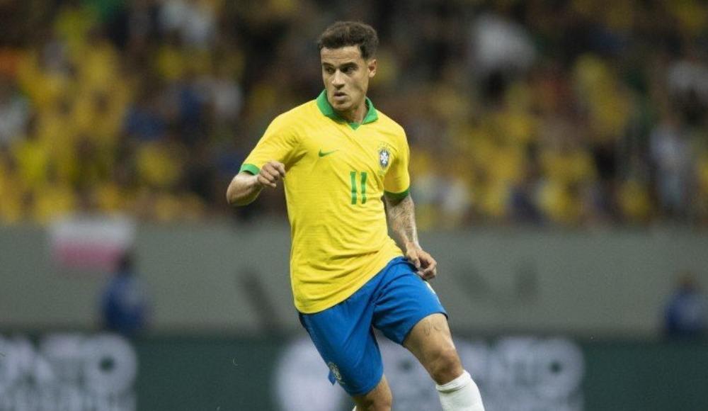 Brezilya, Honduras'ı farklı geçti: 7-0