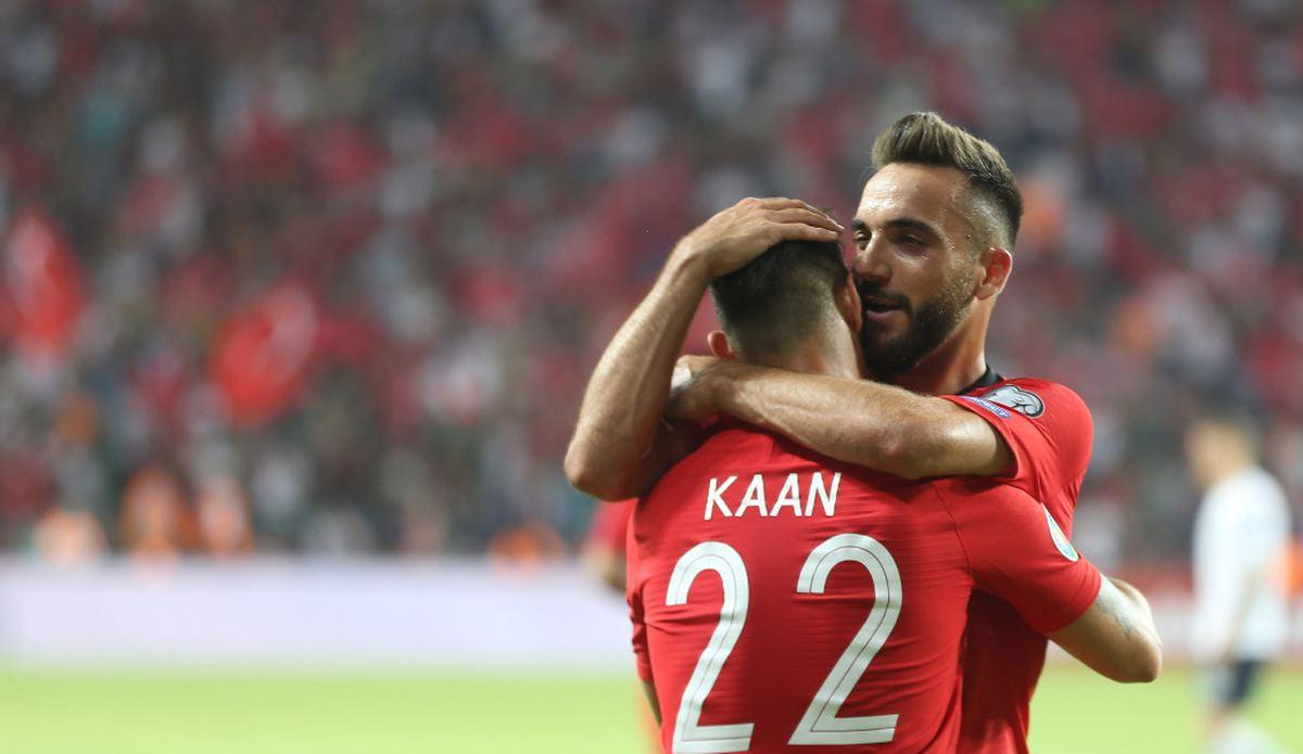 Galatasaray'da 'Kenan Karaman' sesleri