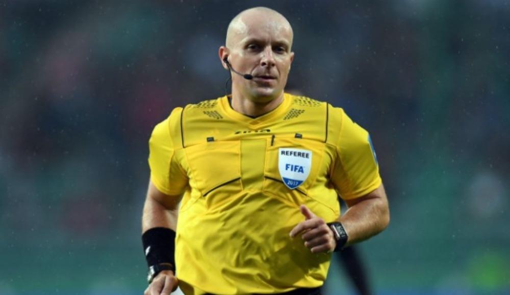İzlanda-Türkiye maçının hakemi belli oldu