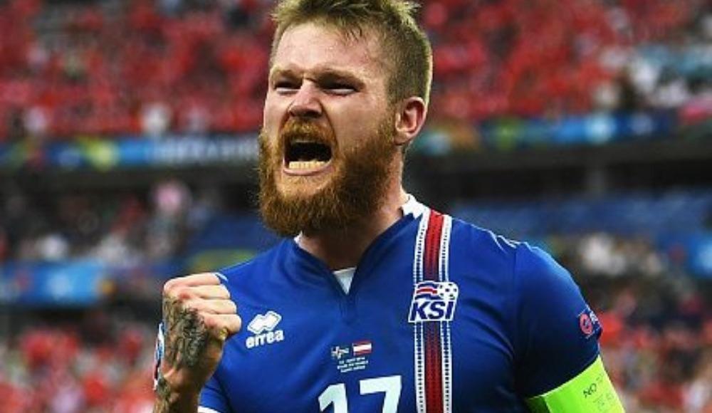 İzlanda Milli Takımı kaptanı Gunarsson'dan şok sözler