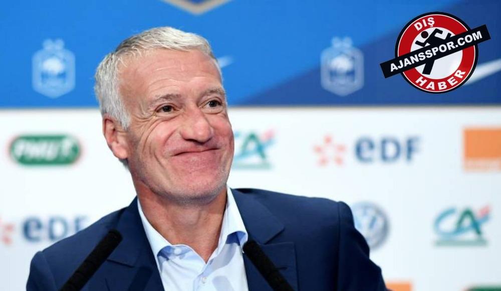 Didier Deschamps transferi açıkladı! O isim Real Madrid'e...