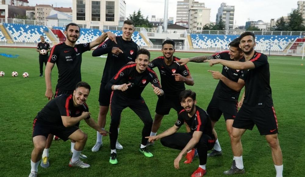 Ümit Milliler, Kosova maçına hazır