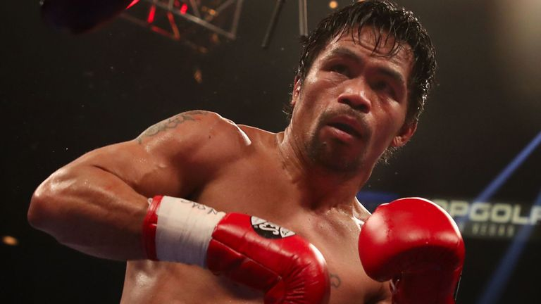 92 - Manny Pacquiao: $26 M