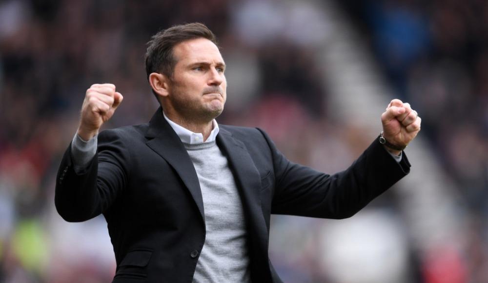 Lampard'tan Cimbom'a büyük müjde!