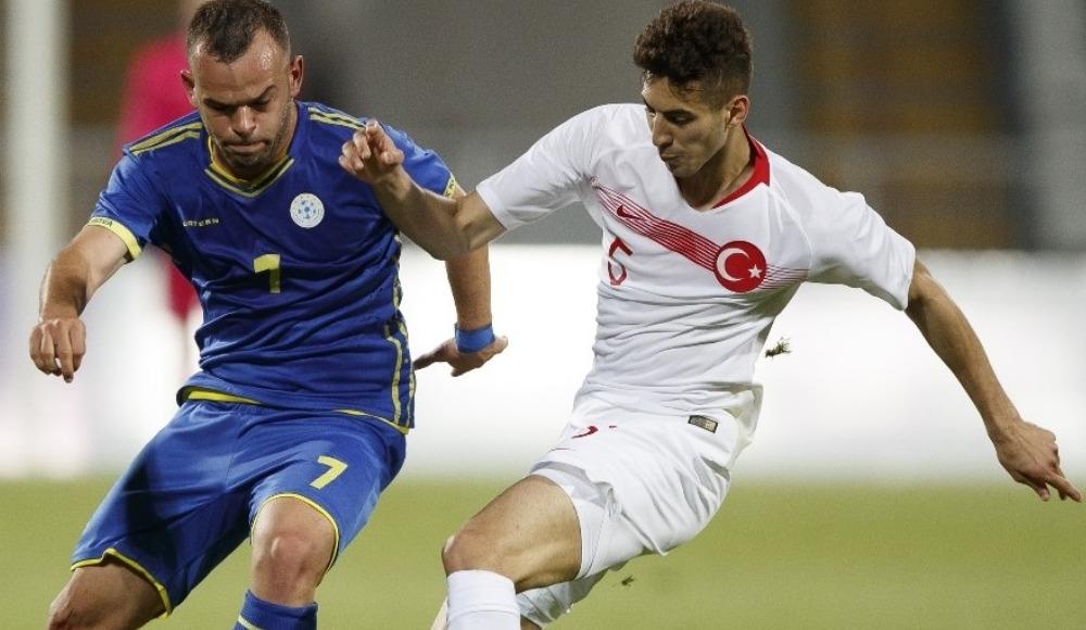 Ümit Milli takımımız Kosova'ya 3-1 yenildi