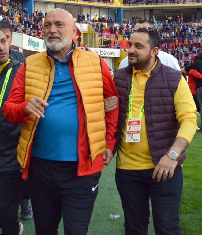 Karaman'ın tercihi Kayserispor