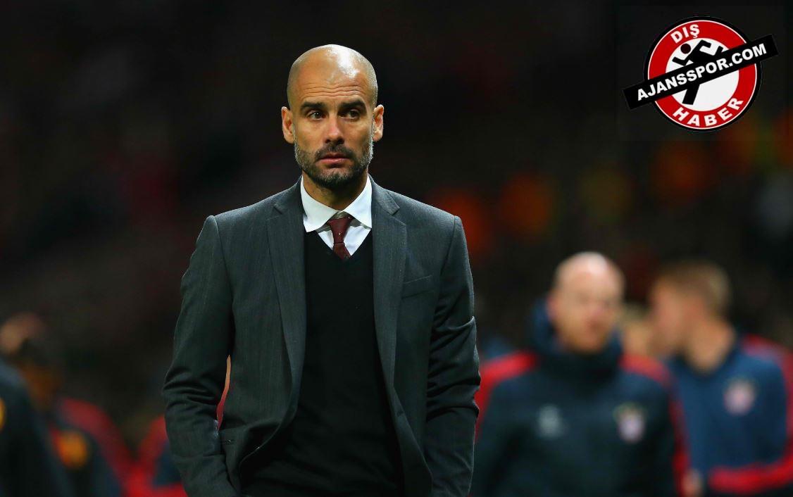 Pep Guardiola'dan Manchester City ve Juventus açıklaması