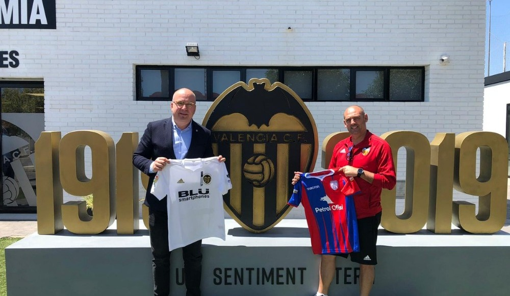 Altınordu, Valencia kulübünün misafiri oldu!